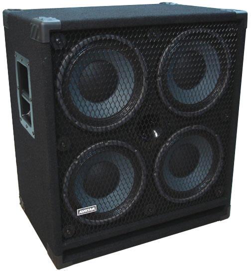 B410 – Avatar Speakers