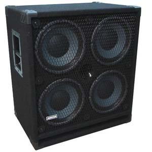 Bass Cabinets