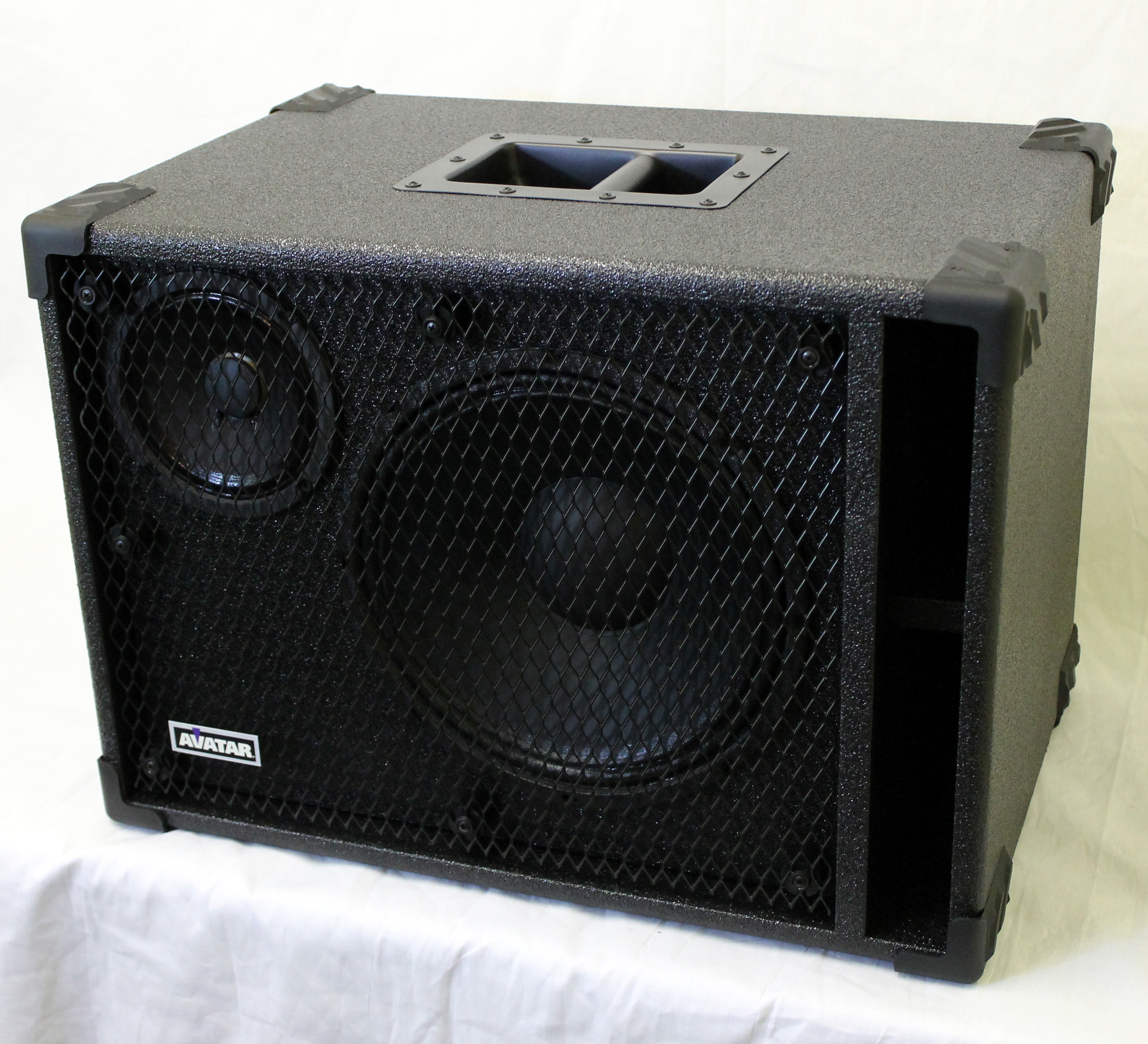 how to build kick bass speakers