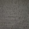 black silver weave