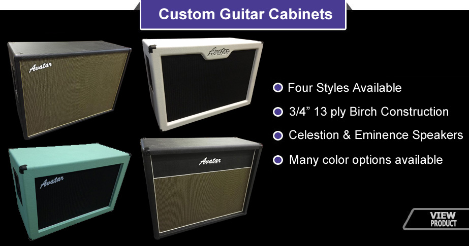guitar cabs avatar speakers factory direct speakers for musicians since 1992 12 Wire Motor Wiring Diagram at mifinder.co